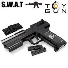 370 Pcs Real Sized 0.50IN Desert Eagle Gun NEW UK Seller Fits Lego Pistol 1:1