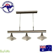 Pool Table Bar light 3 light height adjustable suspended Pendant Light LED Ready