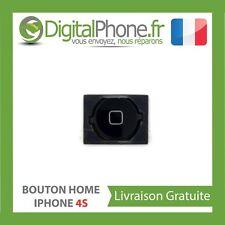 Bouton Home noir iPhone 4