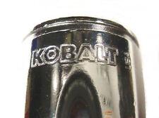 KOBALT 27MM METRIC 12 PT DEEP SOCKET 1/2 DR LIFETIME WARRANTY
