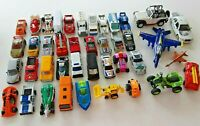 Lot of Die Cat Toy Cars Hot Wheels, Welly, Matchbox, Maisto 41 Piece Lot