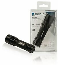 Konig LED torch heavy duty 3W 180lm