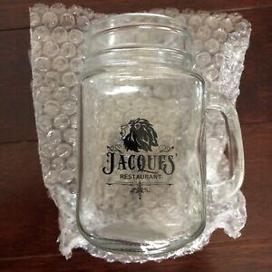 Illumicrate Jacques The Beautiful Renee Ahdieh Mason Jar Glass