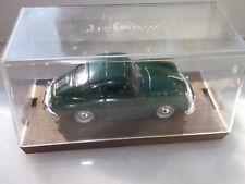 brumm Porsche 356  Grün Coupe 1:43 in Vitrine