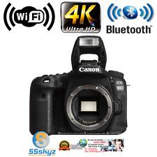 Canon Eos 90D Dslr Camera Body Mp 32.5 3616C002 with Uhd 4K Wifi Bluetooth