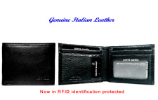 PIERRE CARDIN - Genuine Italian Leather - Slim Smart Men's Fashion Wallet-PC8873