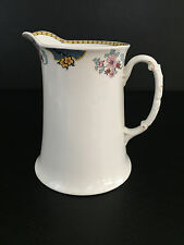 Antique ceramic water pitcher Johnson Bros England 1900's 1910's