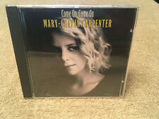 Mary Chapin Carpenter Come On Come On CD 92 Sony Playgraded