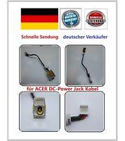 DC Power Jack Kabel Strom-Lade-Buchse Acer Aspire R3-431-471 DD0ZQXAD100 / 000