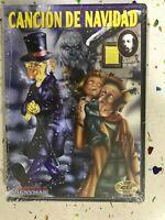 -testo De Natale DVD Nuovo Sigillato Charles Dickens Cartoni