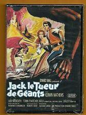 DVD - JACK LE TUEUR DE GEANTS (KERWIN MATHEWS) NEUF