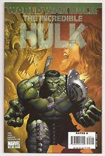Incredible Hulk #108 (2007) NM/MT World War Hulk