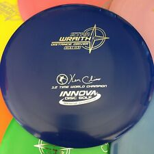 INNOVA Max Weight Star Wraith Disc Golf Distance Driver Pick Your Exact Disc!