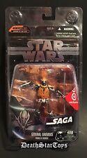 Star Wars 2006 Revenge Of The Sith Demise Of General Grievous Saga Target Kenobi