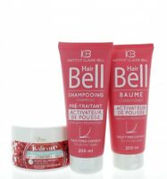 Hair Mask Hyaluronic Acid 300ml + Hairbell Shampoo & Conditioner 2x200ml Hair