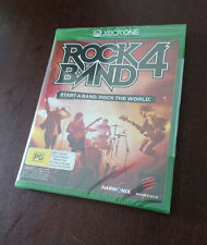 Rock Band 4 Xbox One - Brand New