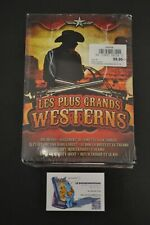 COFFRET 8 DVD - WESTERN - LES PLUS GRANDS WESTERNS - NEUF
