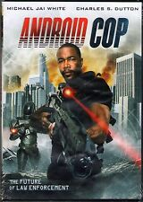 Android Cop (DVD, 2014) Charles S. Dutton, Michael Jai White :devastating plague