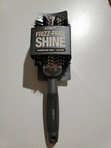 Conair Frizz-Free Shine Vented Round Tourmaline Ionic, Ceramic Hair Brush