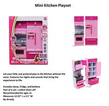 Mini Kitchen Playset