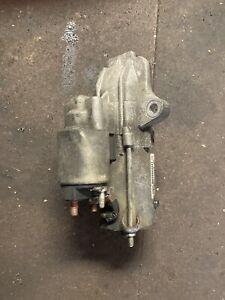 Ford focus starter motor 1.8 2.0 petrol duratec cranking electri mk2 2004 - 2010