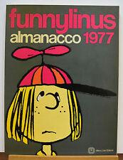 FUNNYLINUS ALMANACCO 1977 MILANO LIBRI EDIZIONI, 1976