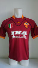 jersey shirt maglia italy AS ROMA 01-02 home #19 Samuel S SIGNED Argentina Inter