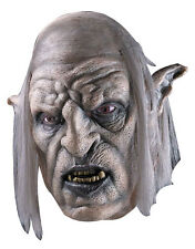 Lord of the Rings Costume Accessory, Mens Overseer Orc Full Mask