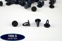 10 x Innenverkleidung Befestigung Clip für Honda - 90687-SA5-0030 - Braun