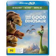 Disney Pixar The Good Dinosaur Blu-ray 3D + 2D BRAND NEW SEALED FREE POSTAGE