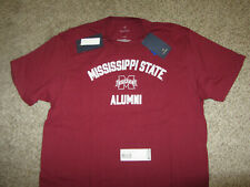 NWT Mississippi State Bulldogs Alumni T-Shirt L NCAA College Fanatics Cotton Lg