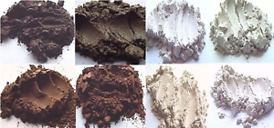 Foundation Brown & Inter Color Mica Cosmetic Grade Make Your Mineral Makeup