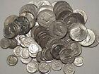 10 oz 90% Silver U.S. Coins.  Beautiful, no-junk! Halves, Quarters, Dimes. Lot 1