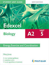 Edexcel A2 Biology Student Unit Guide New Edition: Unit 5 Energy,-ExLibrary
