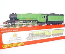 Hornby OO HO A3 FLYING SCOTSMAN 4472 STEAM LOCOMOTIVE + STEAM SOUND! MIB`80 RARE