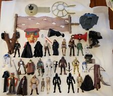 Star Wars Lot of 5 Weapon Replacements for Vintage Action Figures Ewok Spear