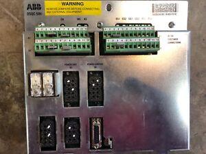ABB dsqc509  3hac5687-1/06 connection unit