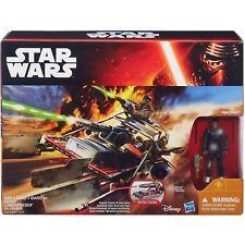 Star Wars Force Awakens Jakku Desert Landspeeder Action Figure