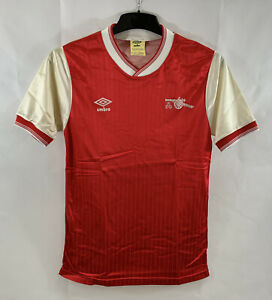 Arsenal Home Football Shirt 1984/85 Adults Medium Umbro C867