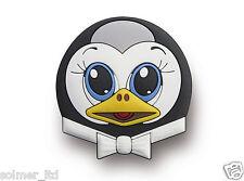 Kids Childrens Novelty Wardrobe Drawer Cabinet Cupboard Penguin Handles Knob