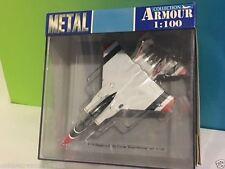 DIECAST METAL ARMOUR MILITARY AIRPLANE NIB AIR FORCE F-15 EAGLE BICENTENNIAL USA