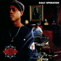 Gang Starr - Daily Operation Neuf CD