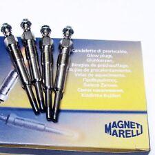 4 x Glühkerze Magneti Marelli CARBODIES FL2 2.3 D FX4 2.3 D FX4R 2.25 D