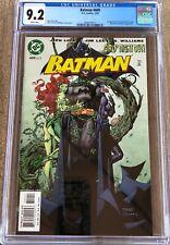 Batman #609 D.C.2003 1st app Hush CGC 9.2
