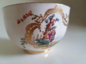 18th Century Frankenthal porcelain tea cup circa 1770