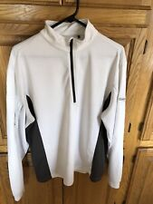 Men's Large Long Sleeve Quarter Zip by PING