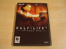 PC DVD ROM GAME / HALF-LIFE 2 EPISODE ONE