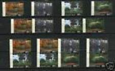 Nederland alle combinaties  uit  postzegelboekje 53  postfris/MNH