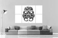 STAR WARS STORMTROOPER DESIGN KUNST Plakat groß format A0 groß Druck 13