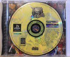 X-men Vs Street Fighter Playstation 1 Ps1 Psx Missing Manual